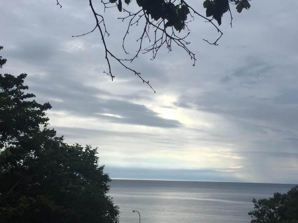 オホーツク海、北海道