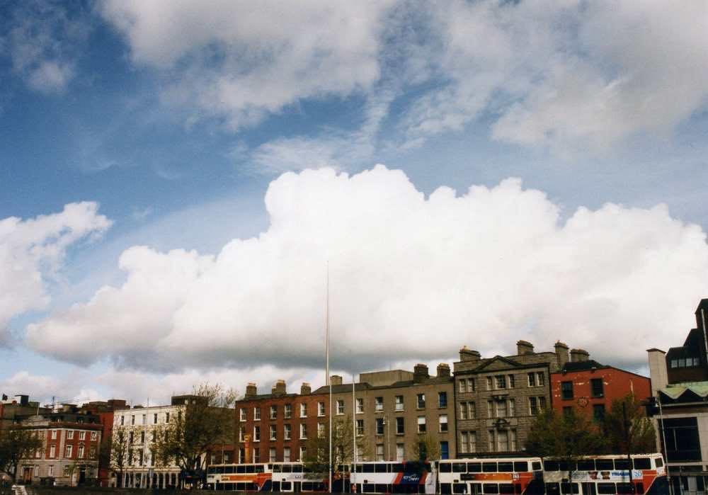 ダブリンの街角【アイルランド】