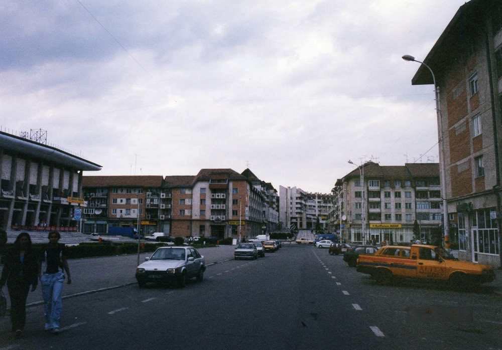 スチャヴァの町【ルーマニア】