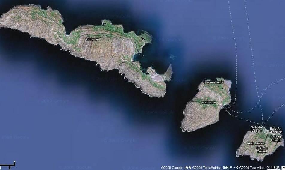 アラン諸島イニシュモア島【アイルランド】