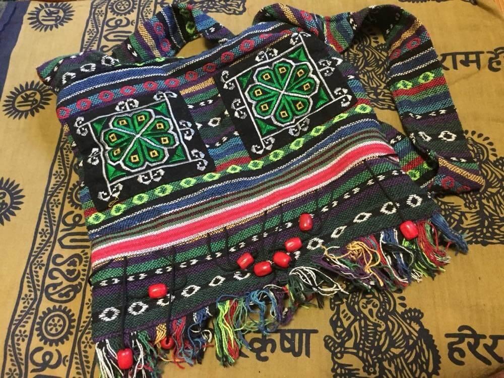 フィリピン、イフガオ族のバッグ【お土産】