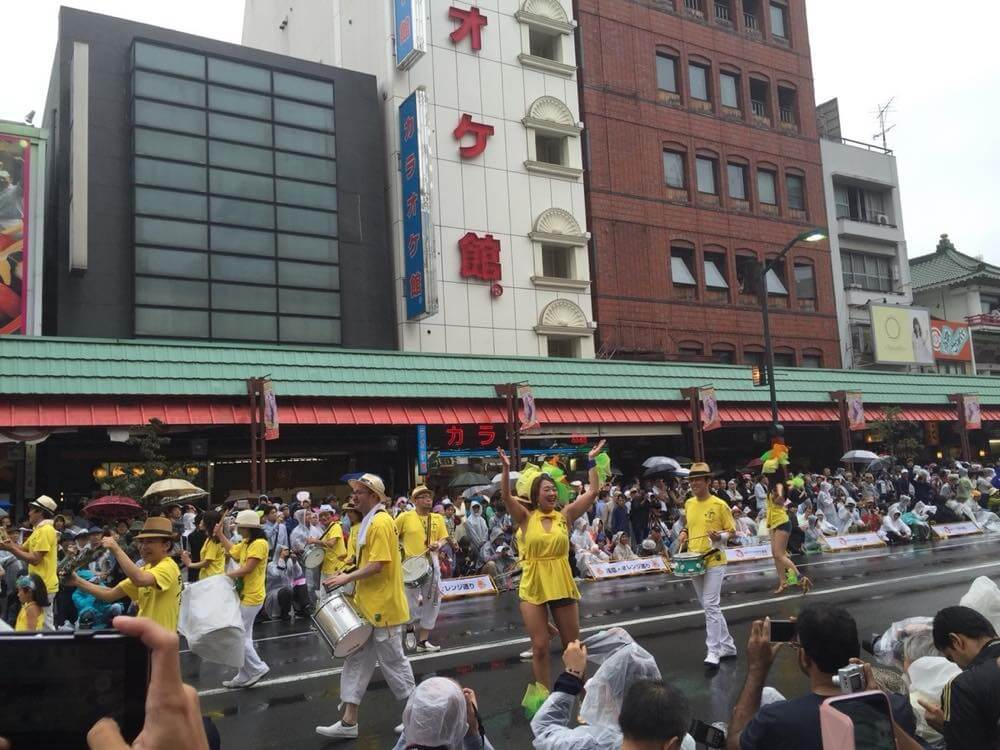 浅草サンバカーニバル2015