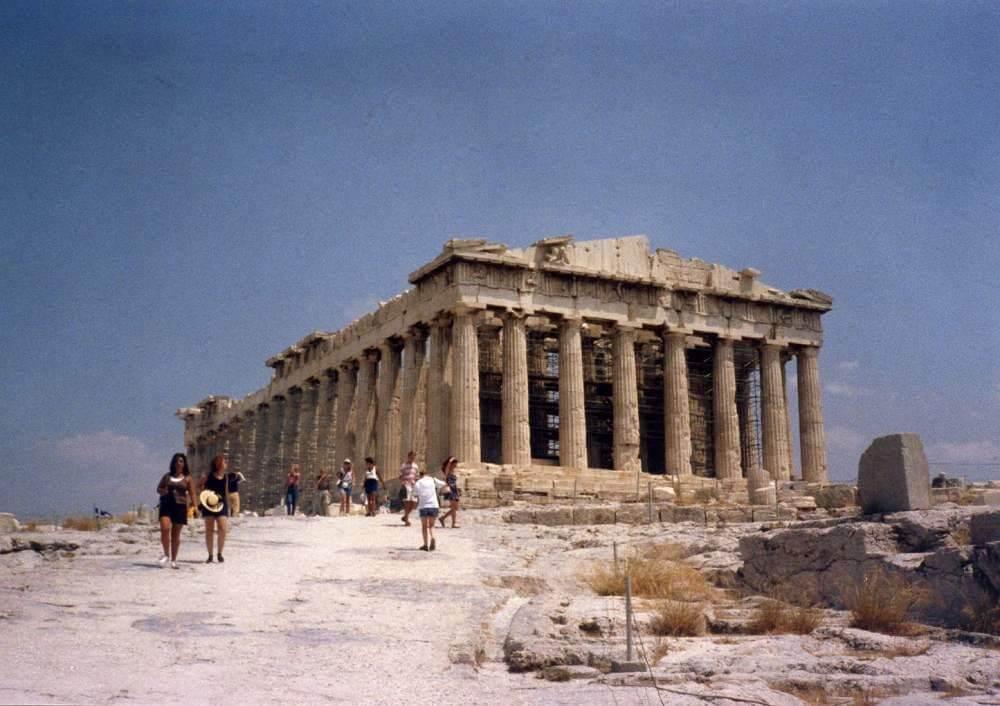 ギリシャの旅