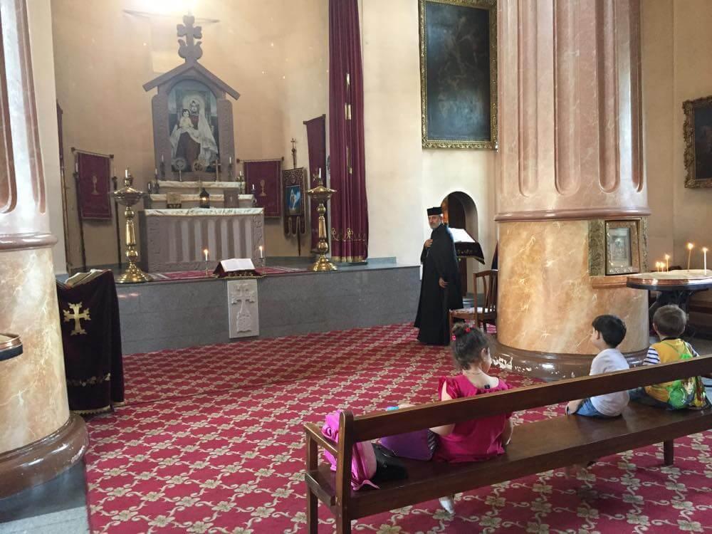 トビリシ旧市街、アブラヴァリの教会【ジョージア(グルジア)Georgia:საქართველო】