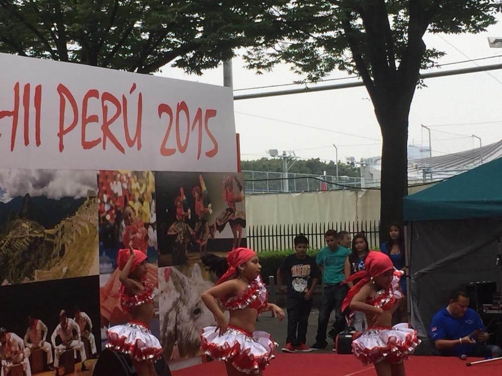 OISHII PERU2015 美味しいペルー