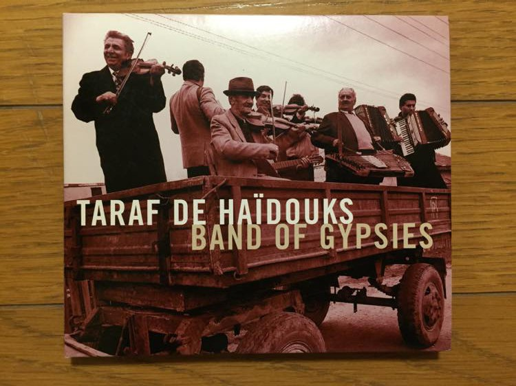 Taraf De Haidouks Band of Gypsies