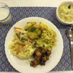 ナイル善己さんに学ぶ 南インド定番の「ベジタリアン料理」教室に参加しました!