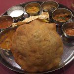 お手頃価格で本格ミールスを食べられる南インド料理店『エー・ラージ』@東池袋