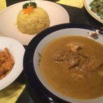 スリランカ料理『タップロボーン』本場のシェフが実家の母の味を再現!@青山一丁目