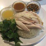 本場タイの屋台のカオマンガイを3種のタレで味わう!『東京カオマンガイ』@神田