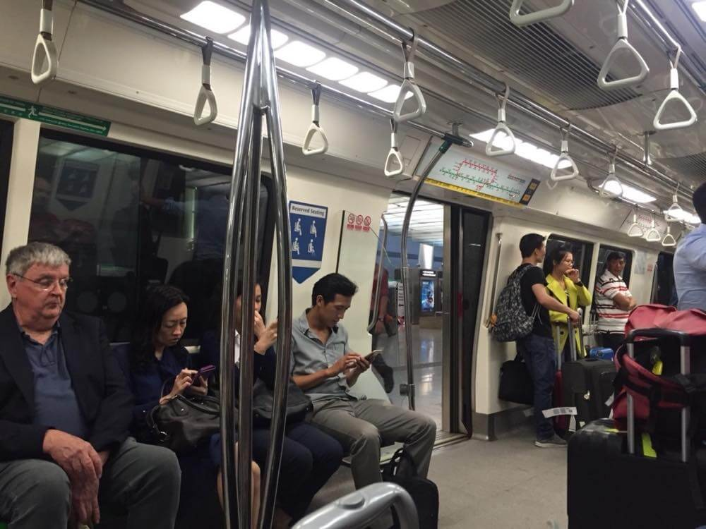 羽田〜シンガポール【シンガポール】