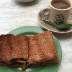 朝食の定番!カリカリトーストとカヤジャムが美味しい『ヤクン・カヤトースト(Ya Kun Kaya Toast)』@シンガポール