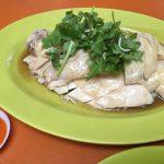チャイナタウンのホーカーズ『マックスウェル・フードセンター』で人気のチキンライスを食す@シンガポール