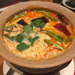 お洒落な店内で上質なタイ・チェンマイ料理を『サイアムセラドン』@銀座