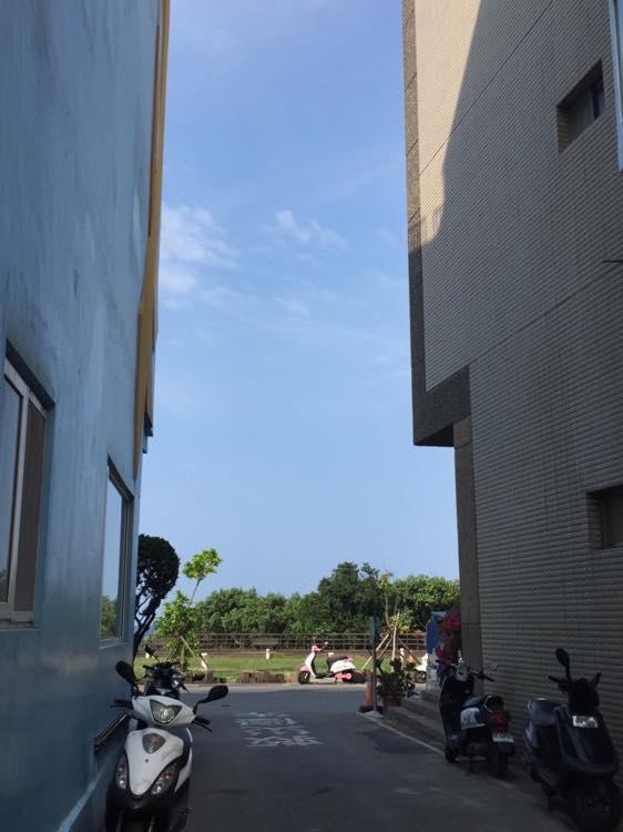 朝の墾丁【台湾5(朝の墾丁の海)】