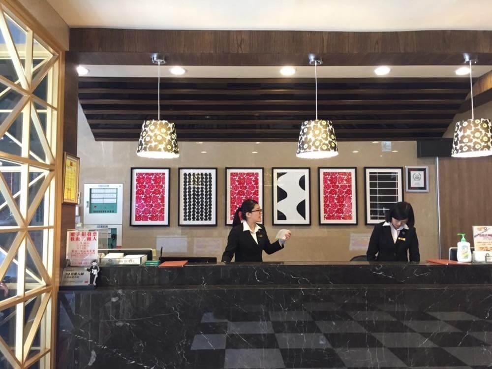 カインドネスホテル台南【台湾12(高雄へ、そして帰国へ)】