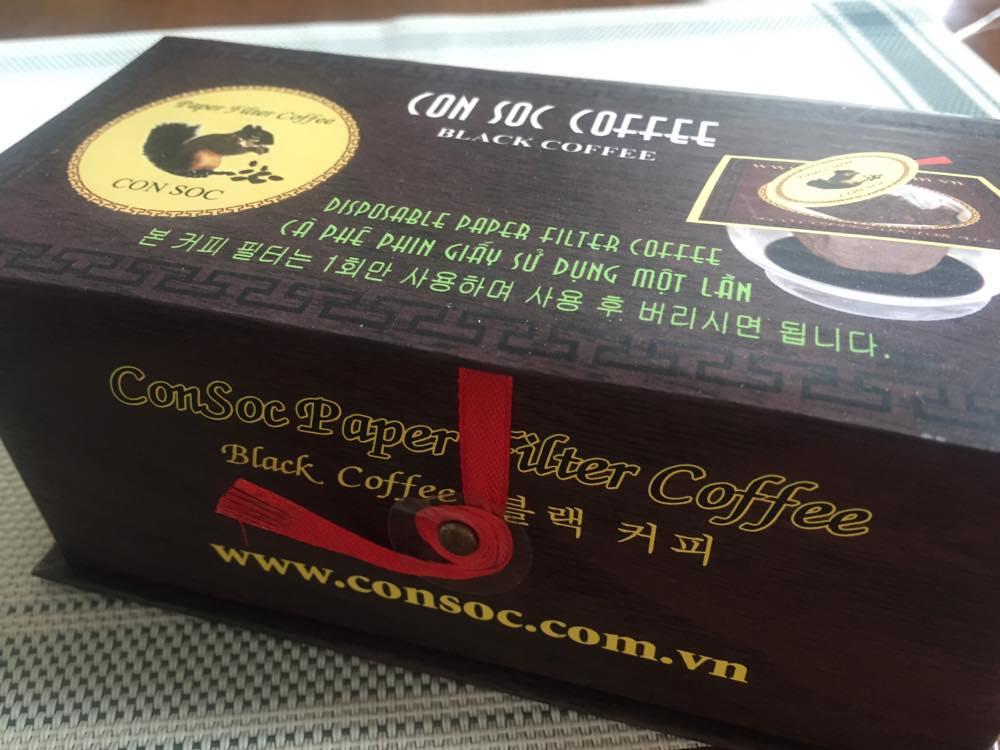CON SOC COFFEE(ベトナムコーヒー)