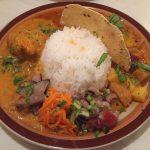 お味もセンスも抜群!カフェ風の南インドカレー屋さん『AMI』@駒沢大学