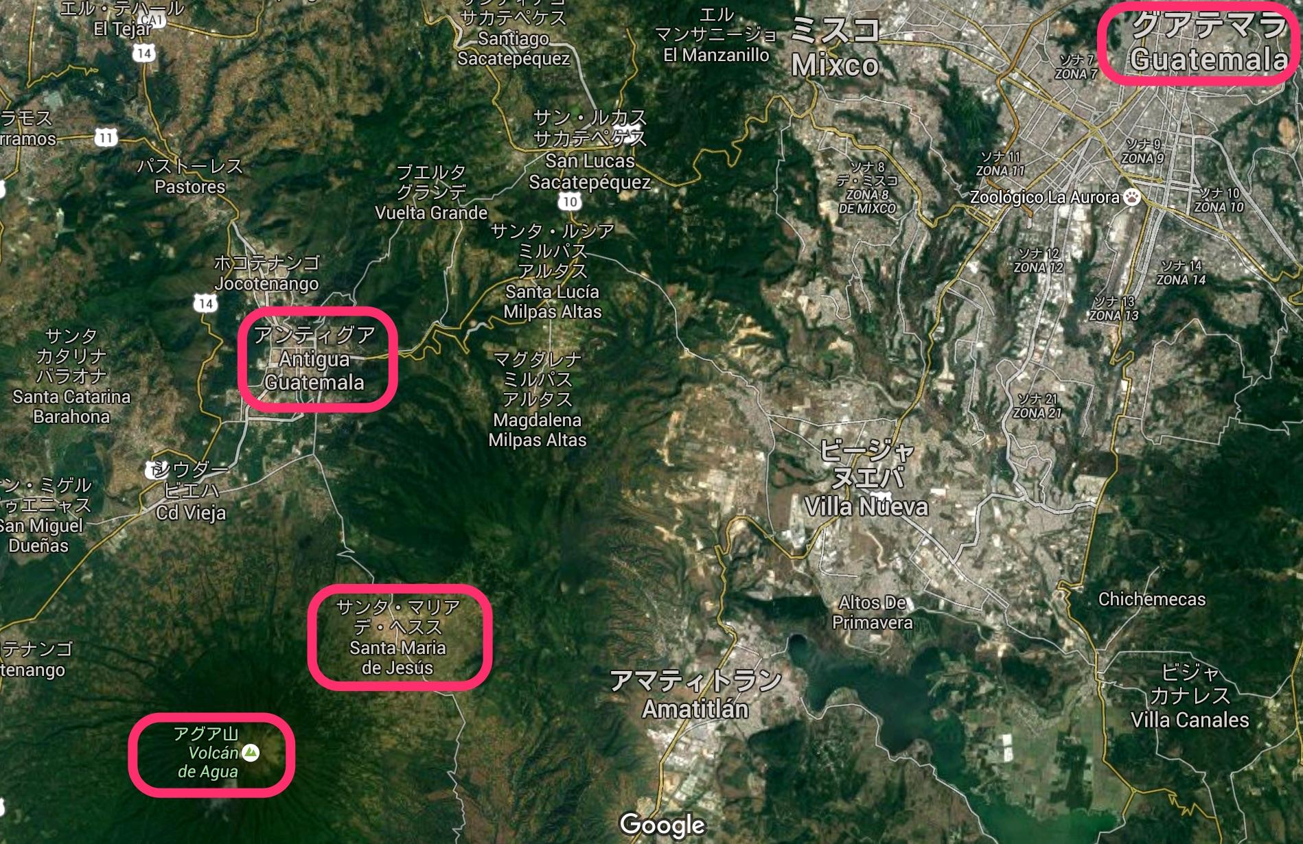 グアテマラ_-_Google_マップ2