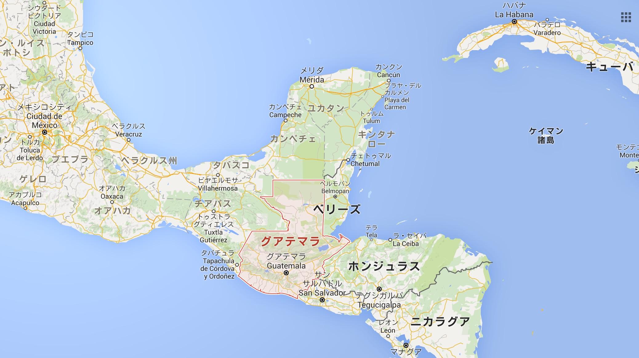 グアテマラ_-_Google_マップ