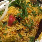インドの炊き込みご飯「ビリヤニ」東京都内《美味しい》25皿!