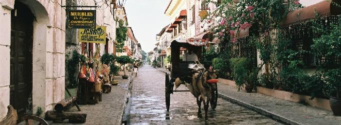 ビガン歴史地区(フィリピン)