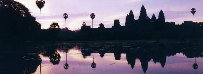 アンコールワット(カンボジア)