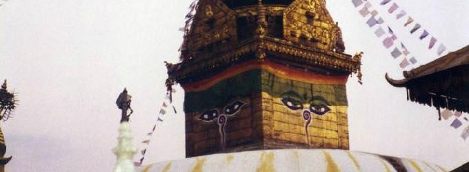 スワヤンブナート(ネパール)