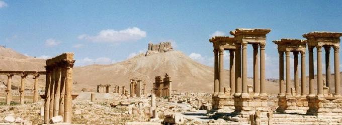 パルミラ(シリア)
