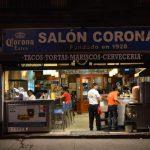ここでしか飲めない!コロナビールの生が飲めるお店『サロン・コロナ』@メキシコシティ