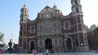 450年間色褪せない!「グアダルーペ寺院」で見た奇跡の聖母マリア像【メキシコ】