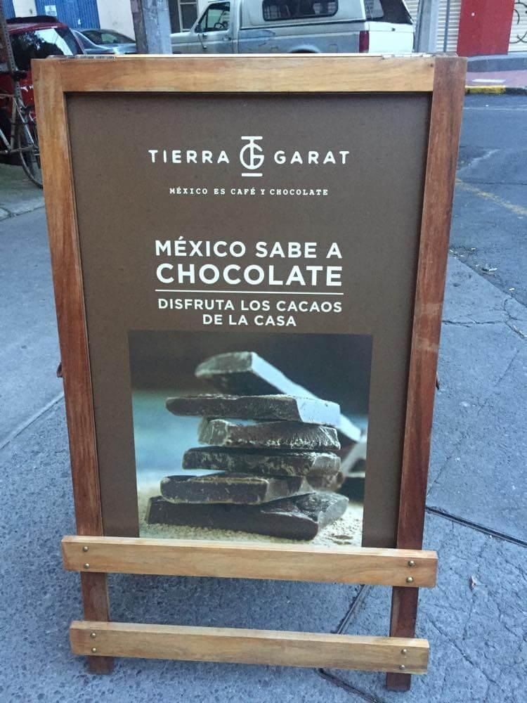 TIERRA GARAT(ローマ・コンデサ地区)(メキシコシティ③)【メキシコ】