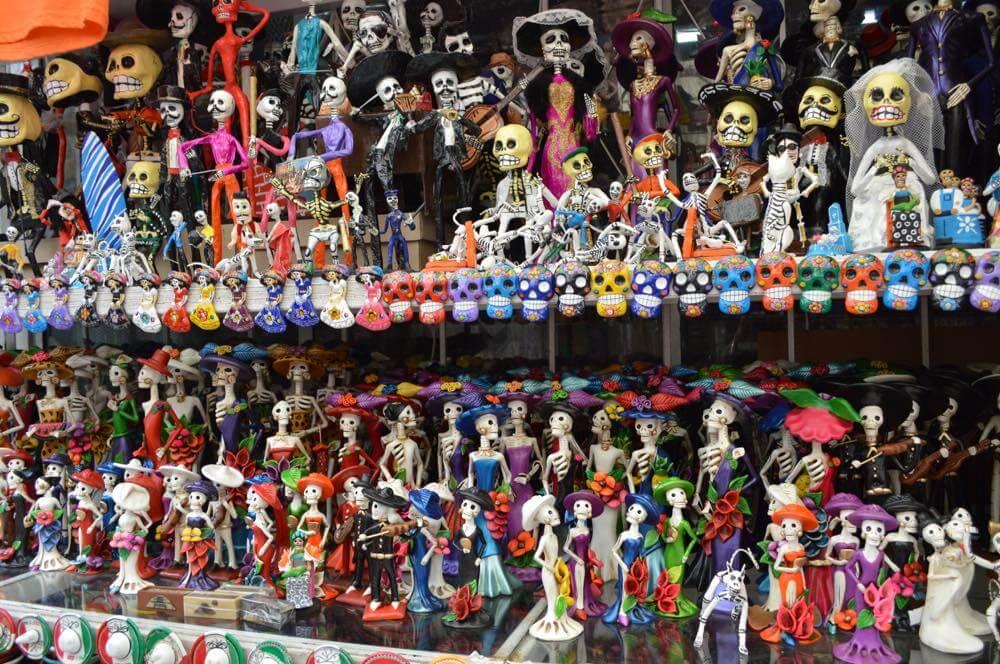 シウダデラ市場【メキシコ】
