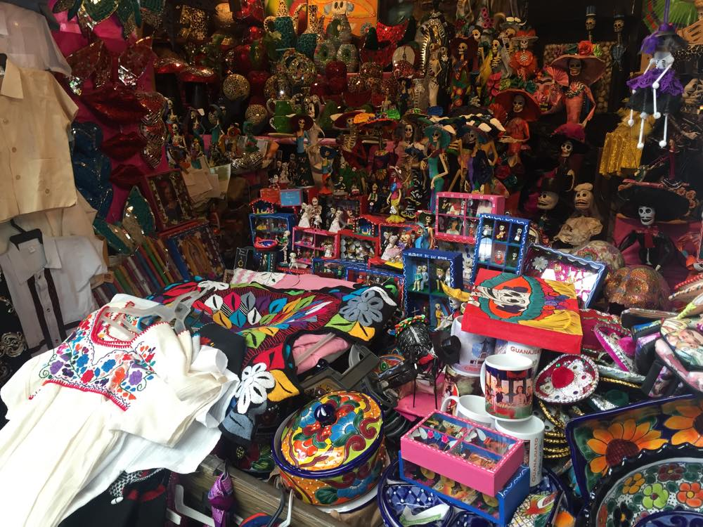 イダルゴ市場(グアナファト③午前)【メキシコ】
