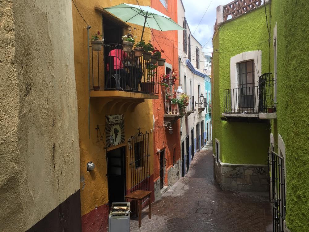 グアナファトの街(グアナファト④昼)【メキシコ】