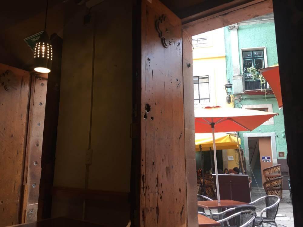 クラブカフェ(グアナファト④昼)【メキシコ】