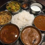 【閉店】サンバル、ラッサム、ポリヤルが美味しい!南インド料理店『ソニア』@溜池山王