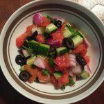 【レシピ】中東で人気のシンプルサラダ「チョバン・サラタス(羊飼いのサラダ)」