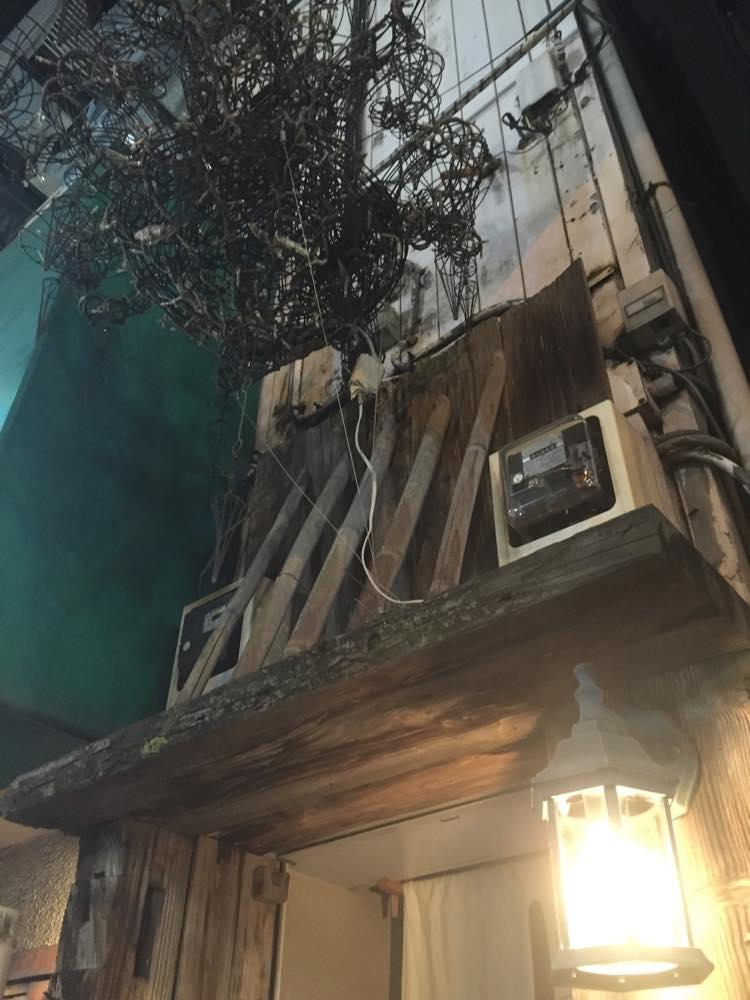 神楽坂、想いの木