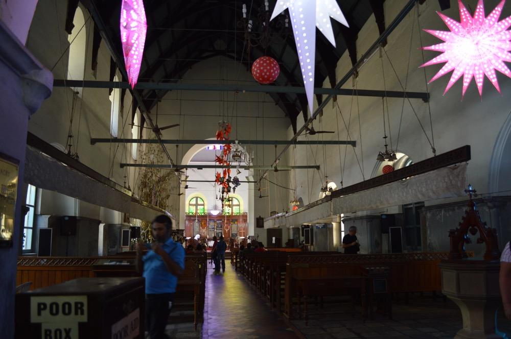 聖フランシス教会 フォートコーチン(南インド・ケララ州2)