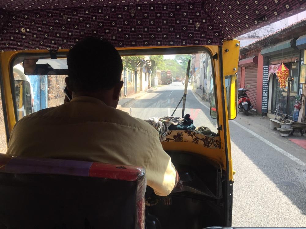 マッタンチェリー(南インド・ケララ州3)