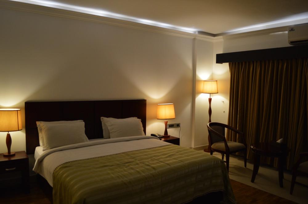 No. 18 Hotel 成田~コーチン(南インド・ケララ州1)