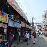 ボートに乗ってコーチンの新市街「エルナクラム地区」へ【南インド・ケララ州】