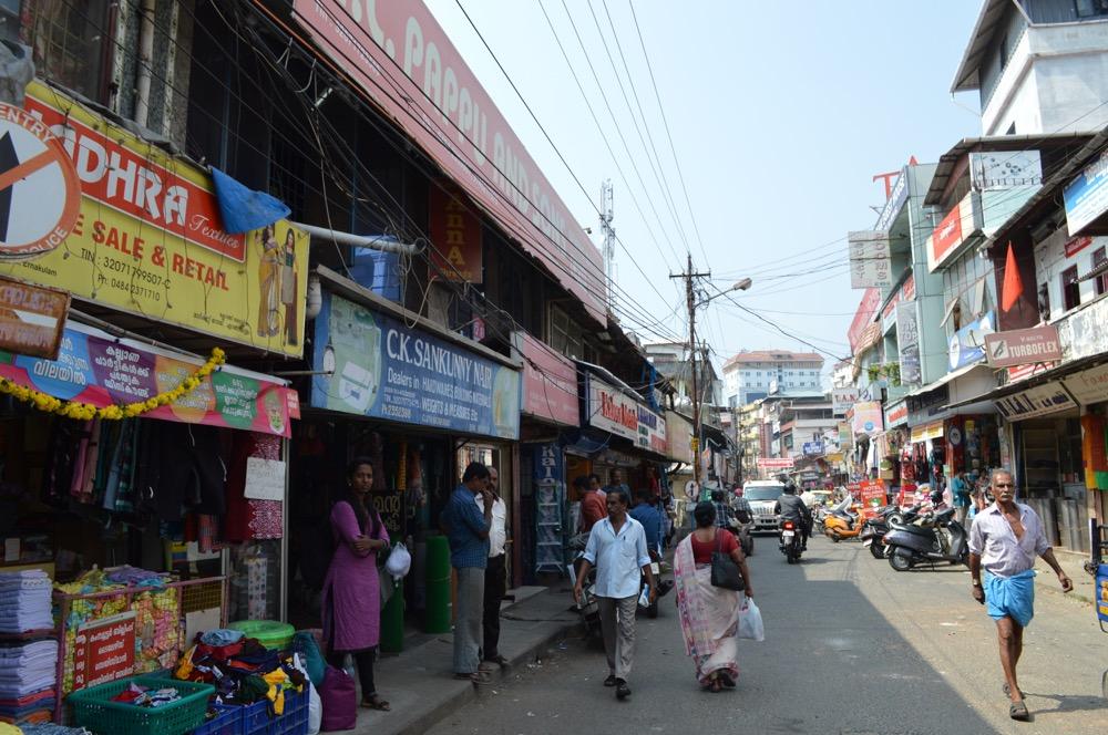 スパイスバザール(南インド・ケララ州4)