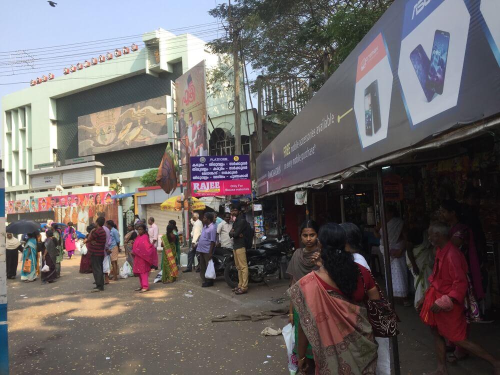 トリヴァンドラム(南インド・ケララ州7)