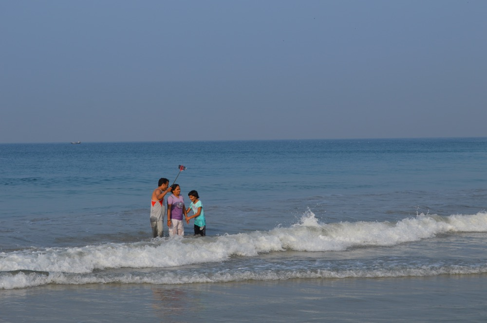 コヴァーラムビーチ(南インド・ケララ州9)