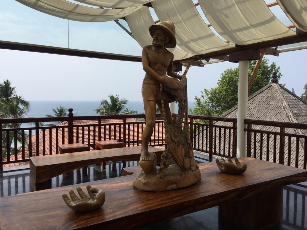 Hotel Turtle On The Beach(南インド・ケララ州10)