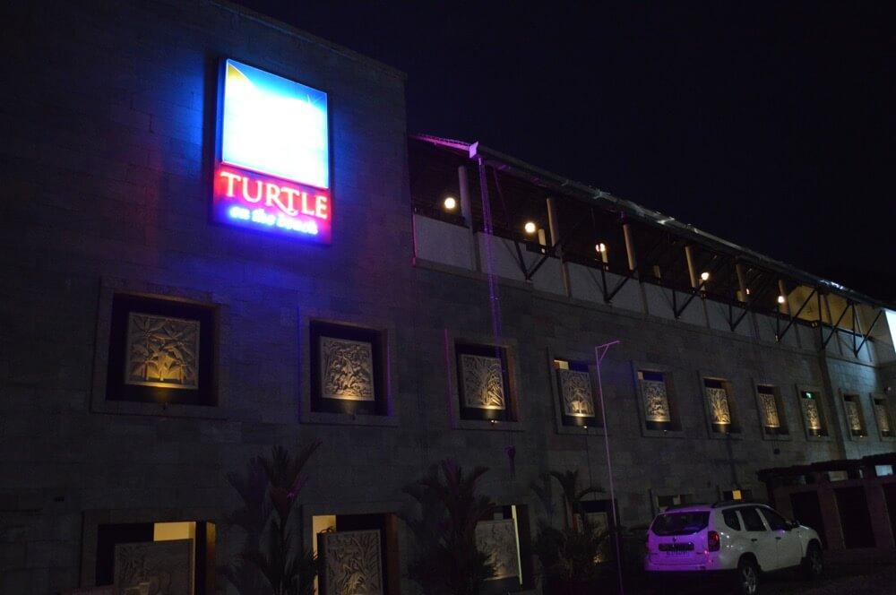 Hotel Turtle On The Beach コヴァーラムビーチ(南インド・ケララ州10)