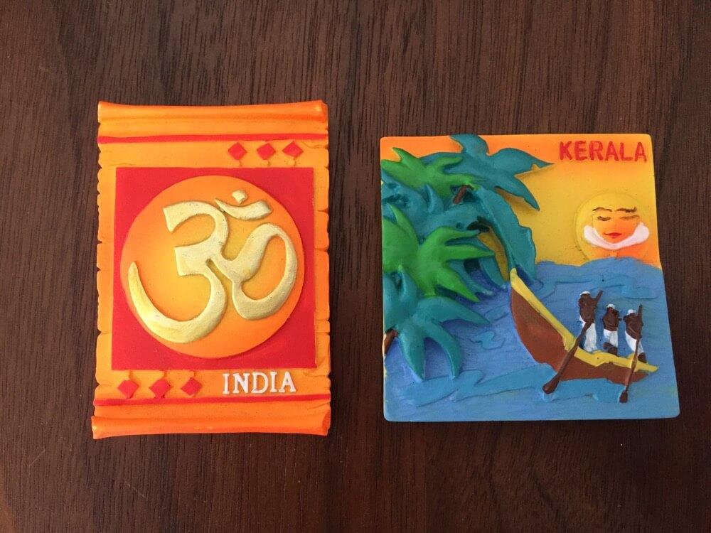 南インドお土産(南インド・ケララ州)