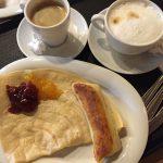 ラトビアでパンケーキ♪『シェフパヴァールス・ウィルヘルムス』@ラトビア・リガ
